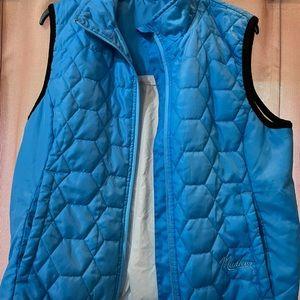 Marker Blue Ski Vest XL